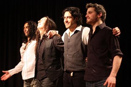 Jorge Martinez et son groupe